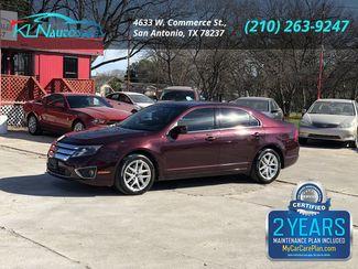 2012 Ford Fusion SEL in San Antonio, TX 78237