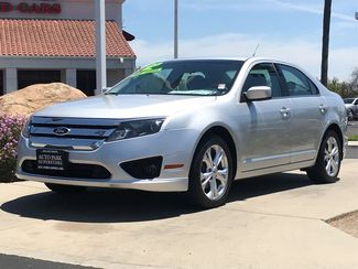 2012 Ford Fusion SE   San Luis Obispo, CA   Auto Park Sales & Service in San Luis Obispo CA