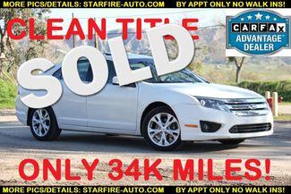 2012 Ford Fusion SE Santa Clarita, CA
