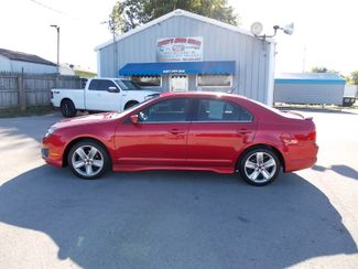 2012 Ford Fusion SPORT Shelbyville, TN 2