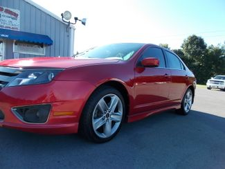 2012 Ford Fusion SPORT Shelbyville, TN 5