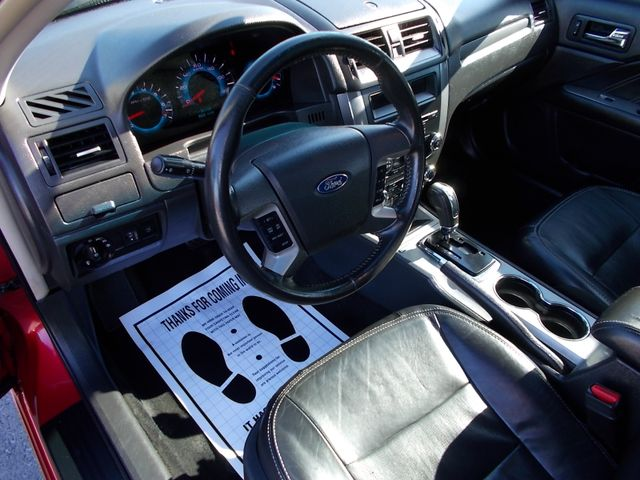 2012 Ford Fusion SPORT Shelbyville, TN 22