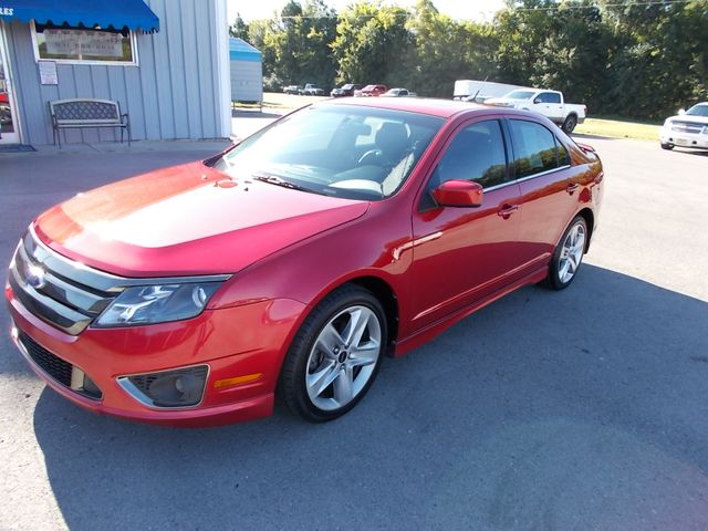 2012 Ford Fusion SPORT Shelbyville, TN 6