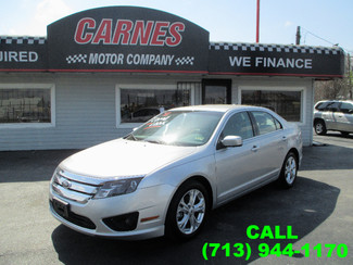 2012 Ford Fusion, PRICE SHOWN IS THE DOWN PAYMENT south houston, TX