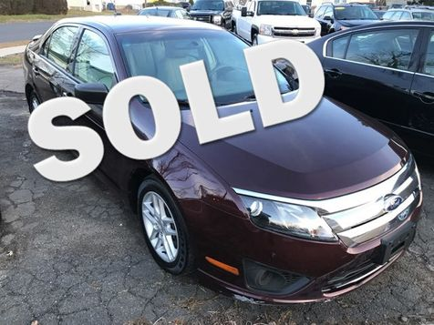2012 Ford Fusion S in West Springfield, MA