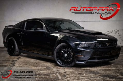 2012 Ford Mustang GT Premium w/ Upgrades! in Addison, TX