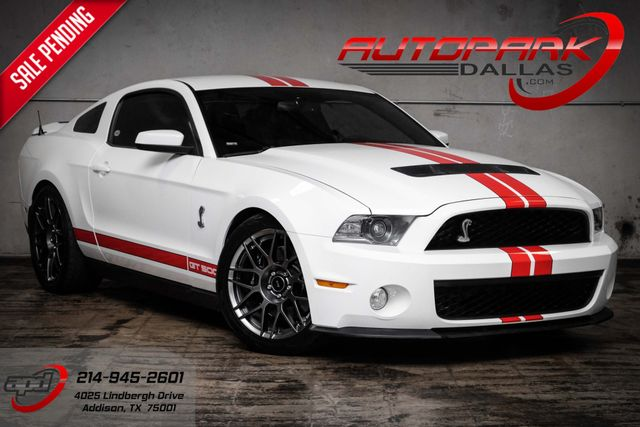 2012 Ford Mustang Shelby GT500 w/ Upgrades