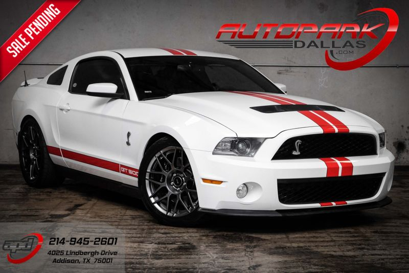 2012 Ford Mustang Shelby GT500 | Addison TX 75001