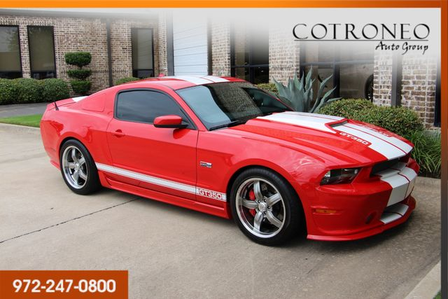 2012 Ford Mustang Shelby American GT350 Coupe S/C 624HP