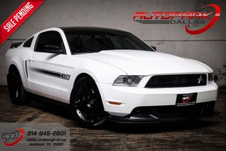 2012 Ford Mustang GT Premium California Special in Addison TX, 75001