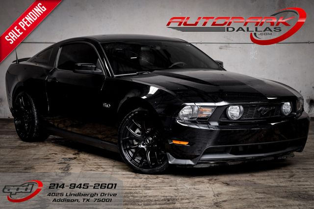 2012 Ford Mustang GT Premium w/ Upgrades