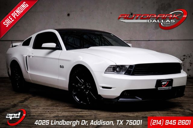 2012 Ford Mustang GT Premium California Special