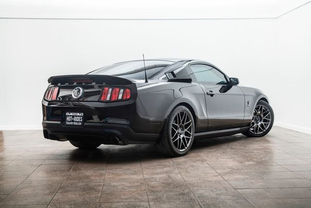 2012 Ford Mustang Shelby GT500 With Upgrades in Addison, TX 75001