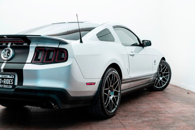 2012 Ford Mustang Shelby GT500 Whipple Supercharged 800hp in Addison, TX 75001