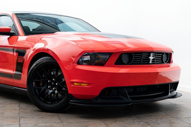 2012 Ford Mustang Boss 302 Competition Orange w/ Many Upgrades in Addison, TX 75001