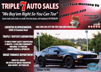 2012 Ford Mustang V6 in Atascadero CA, 93422