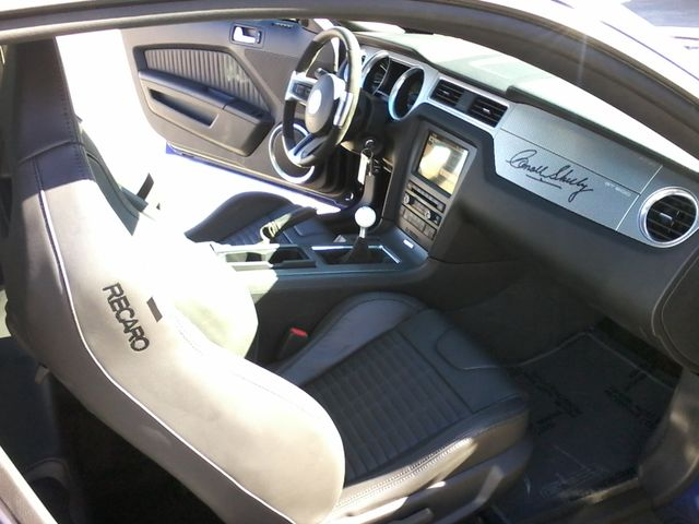 2012 Ford Mustang Shelby GT500 Boerne, Texas 18