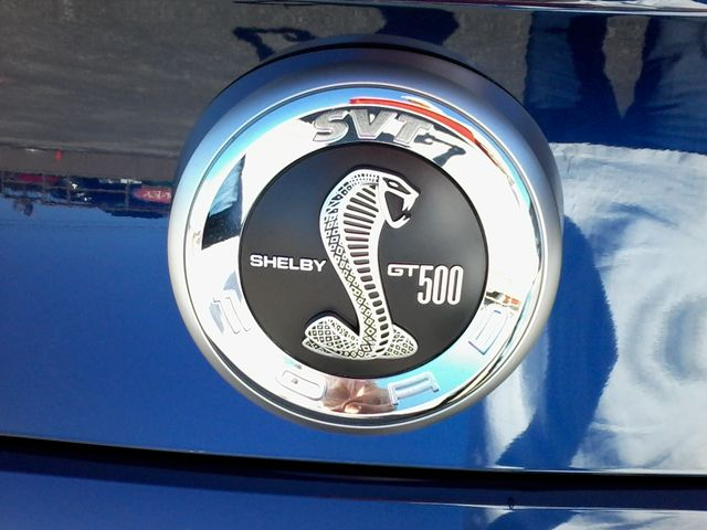 2012 Ford Mustang Shelby GT500 Boerne, Texas 1