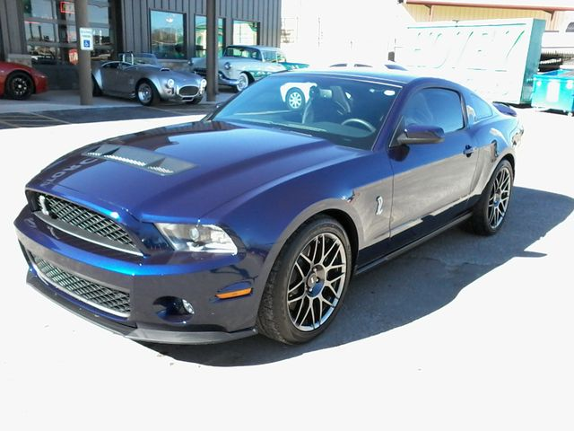 2012 Ford Mustang Shelby GT500 Boerne, Texas 5