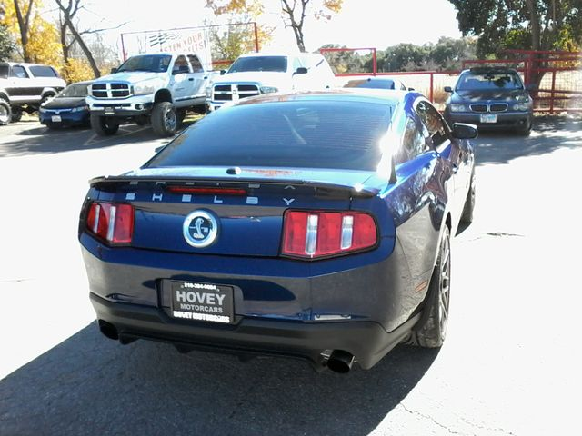 2012 Ford Mustang Shelby GT500 Boerne, Texas 8