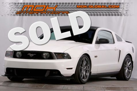 2012 Ford Mustang GT Premium - Manual - Brembo brakes! in Los Angeles