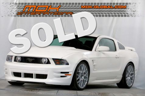 2012 Ford Mustang GT Premium - 5.0 - Roush exhaust - Nichi wheels in Los Angeles