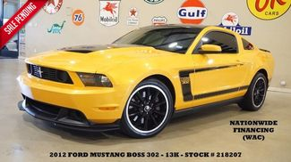 2012 Ford Mustang Boss 302 in Carrollton TX, 75006