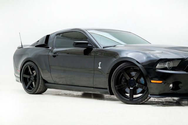 2012 Ford Mustang Shelby GT500 in TX, 75006
