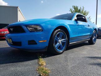 2012 Ford Mustang V6   Champaign, Illinois   The Auto Mall of Champaign in Champaign Illinois