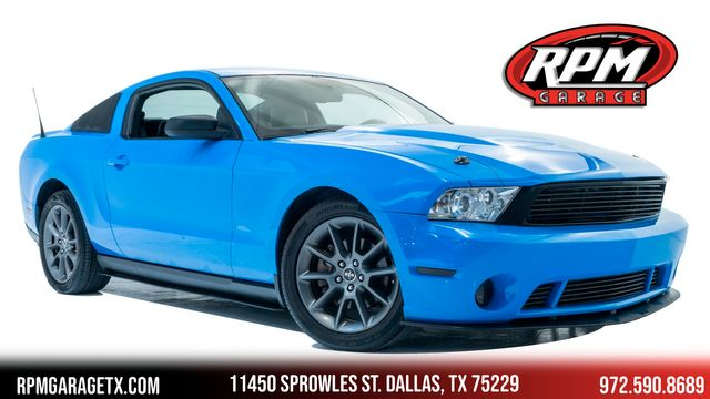 2012 Ford Mustang V6 Premium with Upgrades in Dallas, TX 75229