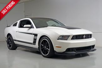 2012 Ford Mustang Boss 302 Texas One Owner Clean Carfax Muscle Car in Dallas, Texas 75220