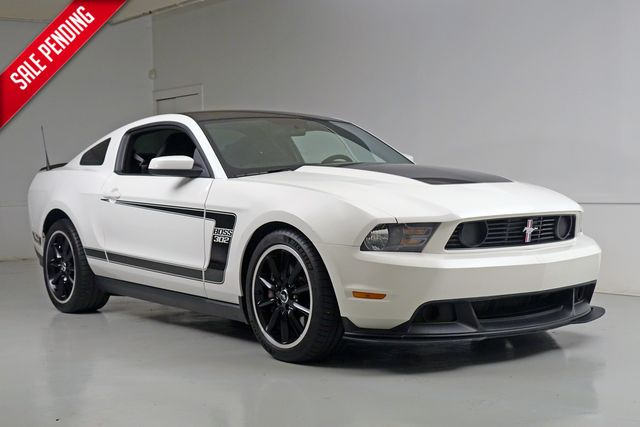 2012 Ford Mustang Boss 302 Texas One Owner Clean Carfax Muscle Car