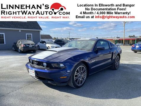 2012 Ford Mustang GT in Bangor