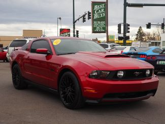 2012 Ford Mustang GT Premium Englewood, CO 2