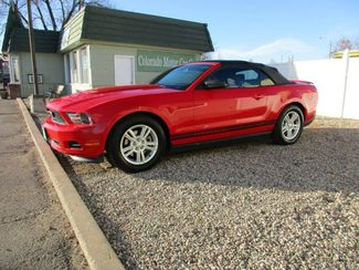 2012 Ford Mustang V6 Convertible in Fort Collins, CO 80524