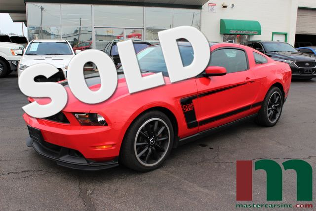 2012 Ford Mustang Boss 302 | Granite City, Illinois | MasterCars Company Inc. in Granite City Illinois