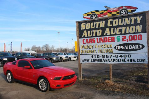 2012 Ford MUSTANG  in Harwood, MD