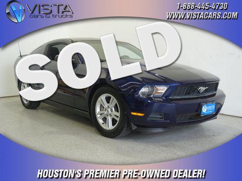 2012 Ford Mustang V6 in Houston, Texas