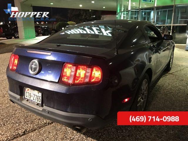 2012 Ford Mustang V6 Premium in McKinney Texas, 75070