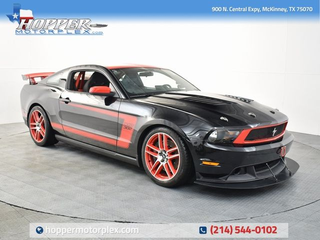 2012 Ford Mustang Boss 302 LAGUNA SECA 337 in McKinney, Texas 75070