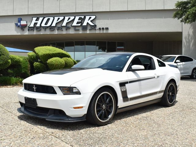 2012 Ford Mustang Boss 302 in McKinney, Texas 75070