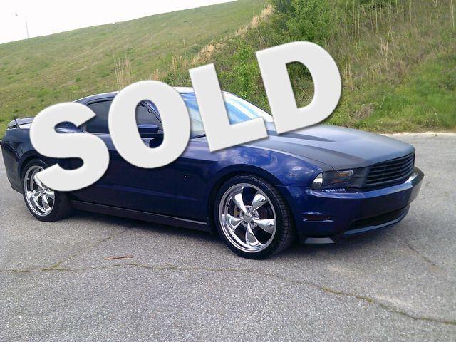 2012 Ford Mustang GT Premium Custom in Memphis, TN 38115