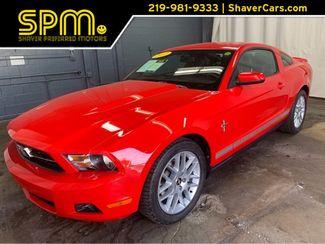 2012 Ford Mustang V6 Premium in Merrillville, IN 46410