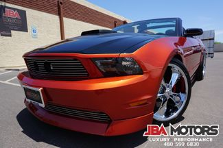2012 Ford Mustang GT Convertible Custom Tuscany Edition 6 Speed 5.0L | MESA, AZ | JBA MOTORS in Mesa AZ