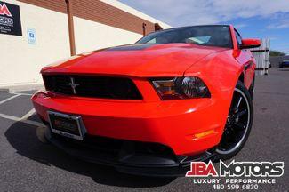 2012 Ford Mustang Boss 302 GT Coupe 6 Speed Manual | MESA, AZ | JBA MOTORS in Mesa AZ