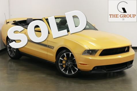 2012 Ford Mustang GT CALIFORNIA SPECIAL GT Premium California Special in Mooresville