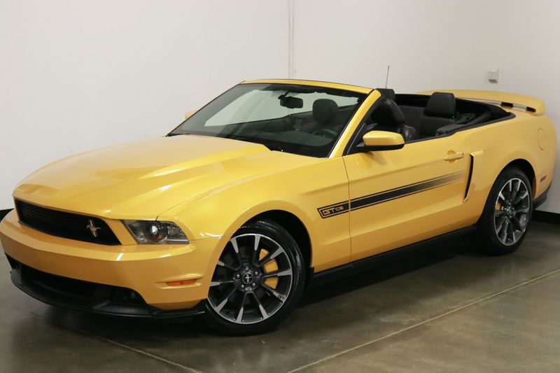 2012 Ford Mustang GT CALIFORNIA SPECIAL GT Premium California Special  city NC  The Group NC  in Mooresville, NC