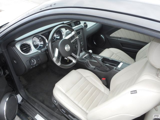 2012 Ford Mustang GT Premium New Windsor, New York 12