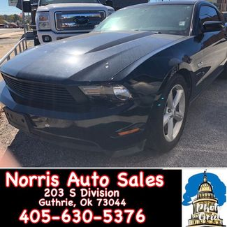 2012 Ford Mustang GT Located at 39th Showrooom 405-792-2244 | Oklahoma City, OK | Norris Auto Sales (I-40) in Oklahoma City OK