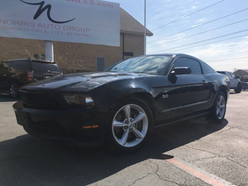 2012 Ford Mustang GT Located at 39th Showrooom 405-792-2244   Oklahoma City, OK   Norris Auto Sales (I-40) in Oklahoma City OK
